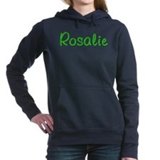 Rosalie Glitter Gel Hooded Sweatshirt