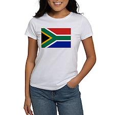 Cute South africa flag Tee