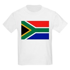 Cute South africa flag T-Shirt