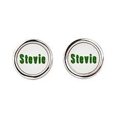 Stevie Grass Cufflinks