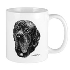 Happiness is a Neapolitan Mastiff Mug