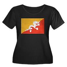 Bhutan Flag T Shirts T