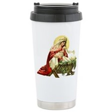 Cute Manger Travel Mug