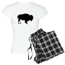 Buffalo Silhouette Pajamas