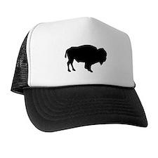 Buffalo Silhouette Cap