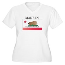 Made in California Plus Size T-Shirt