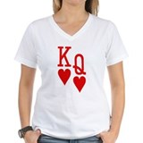 King Queen Poker Shirt