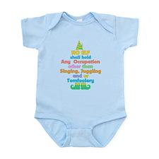 Elf Occupations Infant Bodysuit