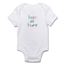 Born at Home Onesie