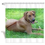 Ridgeback Shower Curtain