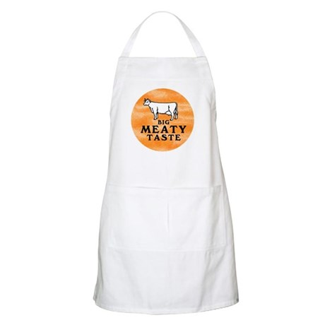Big Meaty BBQ Apron