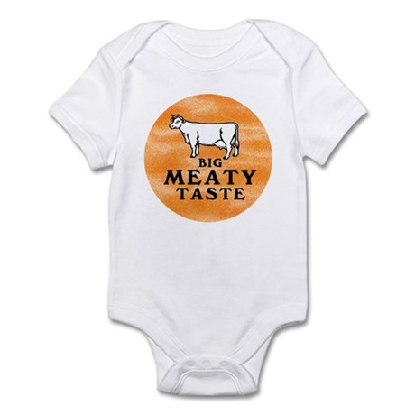 Big Meaty Infant Bodysuit
