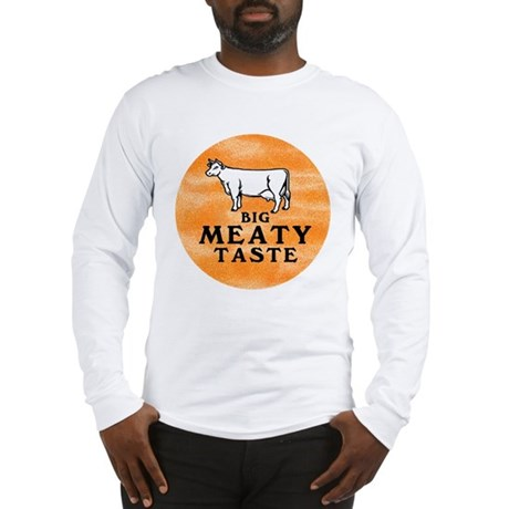 Big Meaty Long Sleeve T-Shirt