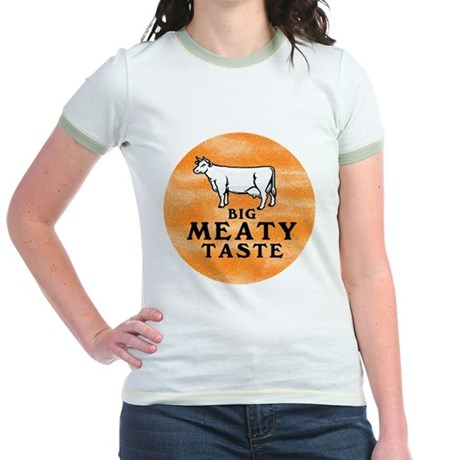 Big Meaty Jr. Ringer T-Shirt