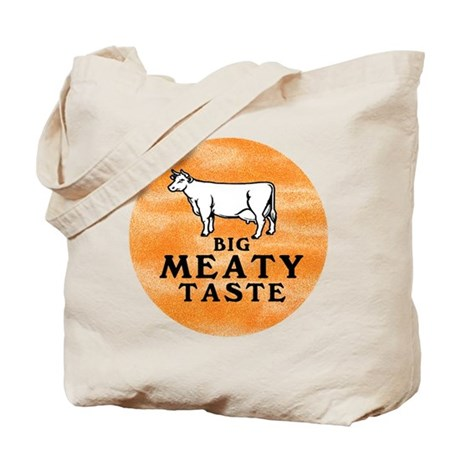 Big Meaty Tote Bag