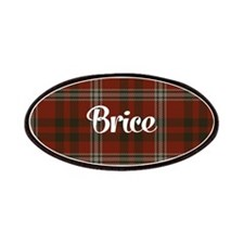Brice Tartan Patches