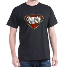 Cameron Superhero T-Shirt