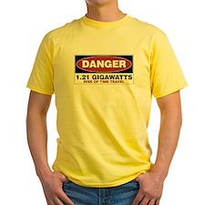 Danger 1.21 Gigawatts T
