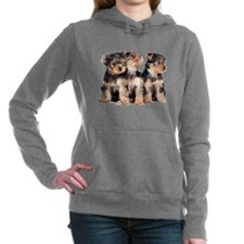 The Yorkshire Terrier (Yorkie) Hooded Sweatshirt