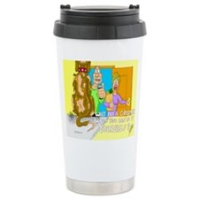 Cute Pet groomer Travel Mug