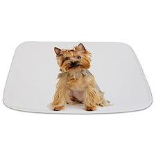 The Yorkshire Terrier (Yorkie) Bathmat