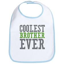 Coolest Brother Bib