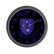 Americal Division Wall Clock