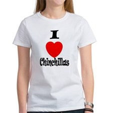 I love Chinchillas Tee