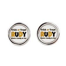 Rudy Trick or Treat Cufflinks