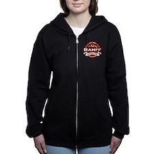Banff NP Crimson Logo.png Zip Hoodie