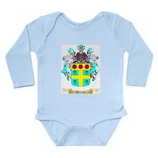 Deacon Long Sleeve Infant Bodysuit