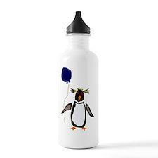Rockhopper Penguin wit Water Bottle