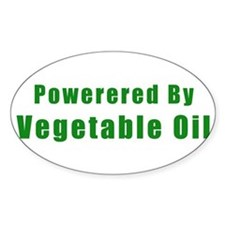 3-VegOil Decal