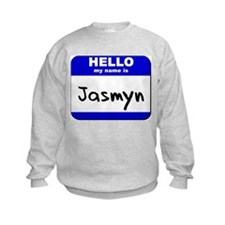 hello my name is jasmyn Jumpers
