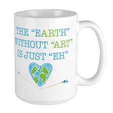 Earth Art Mugs