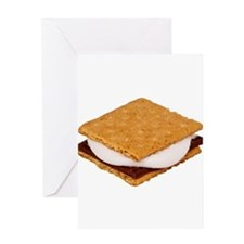 Smores Greeting Cards