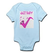 Jazz Baby Pink Body Suit