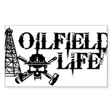 oilfieldlife2 Decal