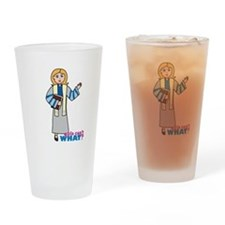 Preacher Woman Light/Blonde Drinking Glass