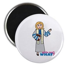 Preacher Woman Light/Blonde Magnet