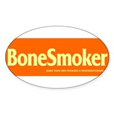 bonesmoker Decal