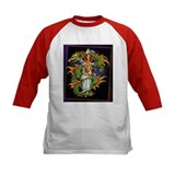 dragon and mermaid Tee