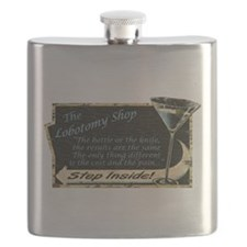 Lobotomy Shop Flask