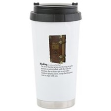 Unique Little theater Travel Mug