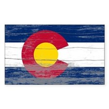 Colorado Old Paint Decal