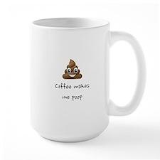 Coffee Poo Mugs