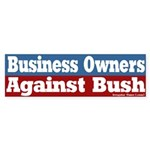 Business Owners Against Bush