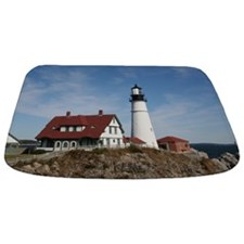 Portland Head Light Bathmat