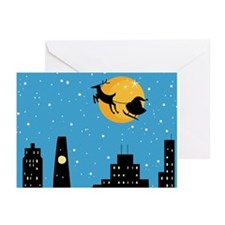 NIGHT BEFORE CHRISTMAS Greeting Cards (Pk of 10)