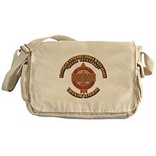 Army - 124th Transportation Bn Messenger Bag